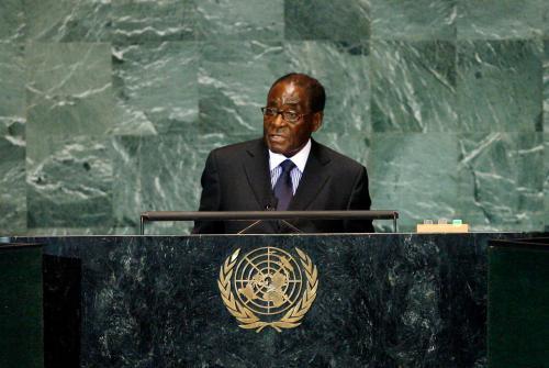 Robert Mugabe: a complex legacy